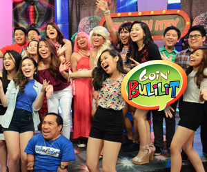 PHOTOS: They are all grown up and they are back! Jane, Sharlene, Miles, John, Igiboy & CJ reunite on Goin Bulilit