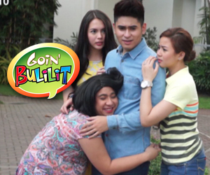 Behind-the-scenes: Goin Bulilit spoofs Two Wives! Image Thumbnail